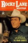 Rocky Lane Western #18 comic books for sale