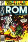 Rom #11 Comic Books - Covers, Scans, Photos  in Rom Comic Books - Covers, Scans, Gallery