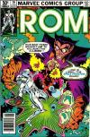 Rom #19 comic books for sale