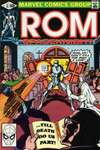 Rom #15 Comic Books - Covers, Scans, Photos  in Rom Comic Books - Covers, Scans, Gallery