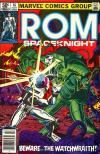 Rom #16 comic books for sale