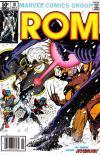 Rom #18 comic books for sale