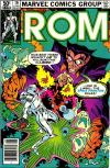 Rom #19 Comic Books - Covers, Scans, Photos  in Rom Comic Books - Covers, Scans, Gallery