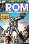 Rom #1 comic books for sale