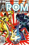 Rom #20 Comic Books - Covers, Scans, Photos  in Rom Comic Books - Covers, Scans, Gallery