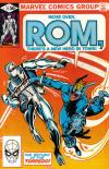 Rom #21 comic books for sale