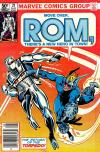 Rom #21 Comic Books - Covers, Scans, Photos  in Rom Comic Books - Covers, Scans, Gallery