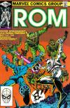 Rom #22 comic books for sale
