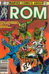 Rom #22 Comic Books - Covers, Scans, Photos  in Rom Comic Books - Covers, Scans, Gallery