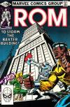 Rom #23 comic books for sale