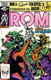 Rom #24 comic books for sale