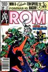 Rom #24 Comic Books - Covers, Scans, Photos  in Rom Comic Books - Covers, Scans, Gallery