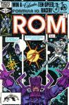 Rom #27 comic books for sale