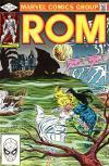 Rom #33 comic books for sale