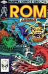 Rom #34 comic books for sale
