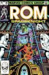 Rom #38 comic books for sale