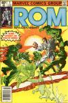 Rom #3 comic books for sale