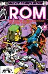 Rom #41 comic books for sale