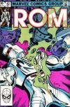 Rom #42 comic books for sale