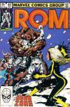 Rom #45 comic books for sale