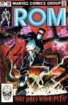 Rom #46 comic books for sale