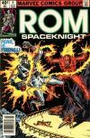 Rom #4 comic books for sale