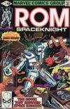 Rom #5 Comic Books - Covers, Scans, Photos  in Rom Comic Books - Covers, Scans, Gallery