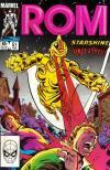 Rom #51 comic books for sale