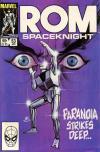 Rom #53 comic books for sale