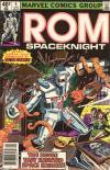 Rom #5 comic books for sale
