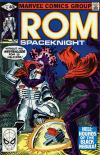 Rom #6 Comic Books - Covers, Scans, Photos  in Rom Comic Books - Covers, Scans, Gallery