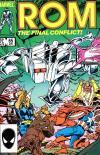 Rom #65 comic books for sale
