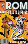 Rom #71 comic books for sale