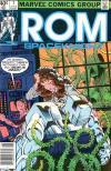 Rom #7 comic books for sale