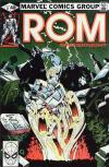Rom #8 Comic Books - Covers, Scans, Photos  in Rom Comic Books - Covers, Scans, Gallery