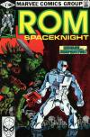 Rom #9 Comic Books - Covers, Scans, Photos  in Rom Comic Books - Covers, Scans, Gallery