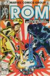 Rom #20 comic books for sale