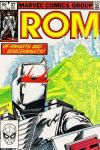 Rom #37 comic books for sale