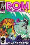 Rom #57 comic books for sale