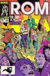 Rom #64 comic books for sale
