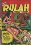 Rulah comic books