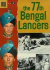 77th Bengal Lancers #1 comic books for sale
