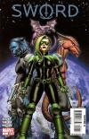 S.W.O.R.D. Comic Books. S.W.O.R.D. Comics.