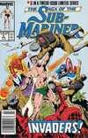 Saga of the Sub-Mariner #5 comic books for sale