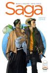 Saga comic books