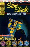 Sam Slade Robohunter Comic Books. Sam Slade Robohunter Comics.