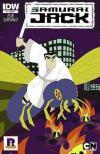 Samurai Jack comic books