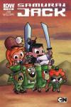 Samurai Jack #7 comic books for sale