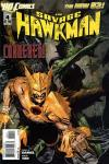 Savage Hawkman #4 comic books for sale