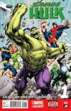 Savage Hulk # comic book complete sets Savage Hulk # comic books
